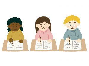 子供向け英会話 英語を勉強する子供