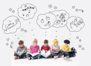 子供の想像力