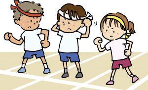 競争する子ども