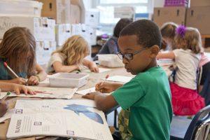 男の子塾勉強