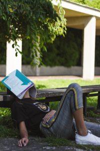 勉強疲れてる人、本