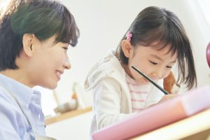 親子英語勉強